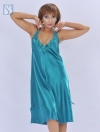 Satin Night Dress