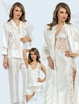 Exclusive Bridal Nightwear Set