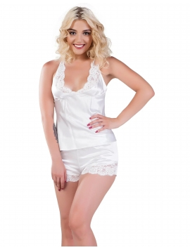 Satin Short PJ
